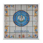 Louisiana Seal Tile
