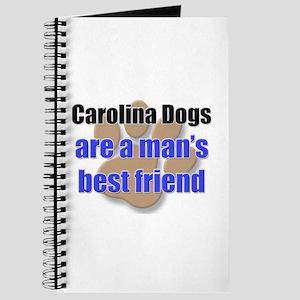 Carolina Dogs man's best friend Journal