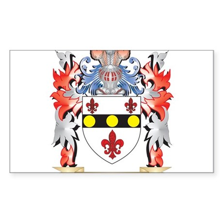 Thwaits Coat of Arms - Family Crest Sticker