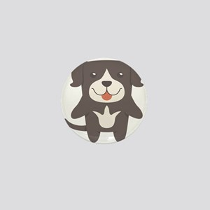 St John's Water Dog Gift Idea Mini Button