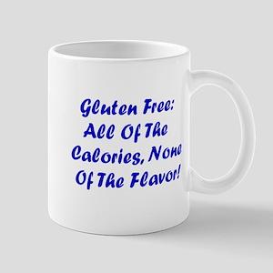 Gluten Free: No Flavor Mug