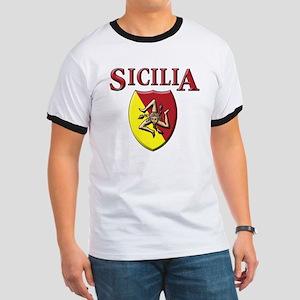 Sicilian Pride Ringer T