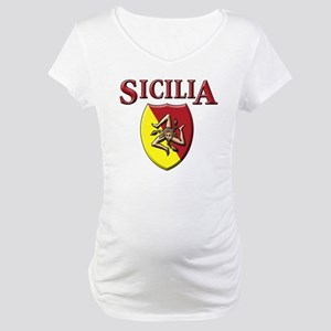 Sicilian Pride Maternity T-Shirt