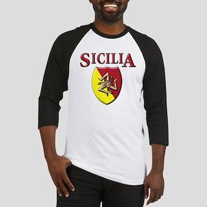 Sicilian Pride Baseball Jersey