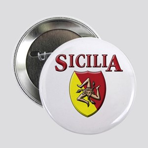 "Sicilian Pride 2.25"" Button"