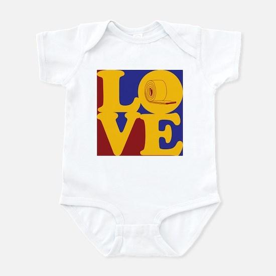Insulation Love Infant Bodysuit