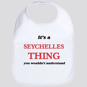 It's a Seychelles thing, you wouldn&# Baby Bib