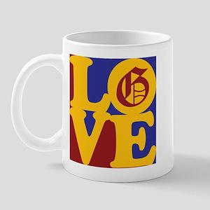 German Love Mug