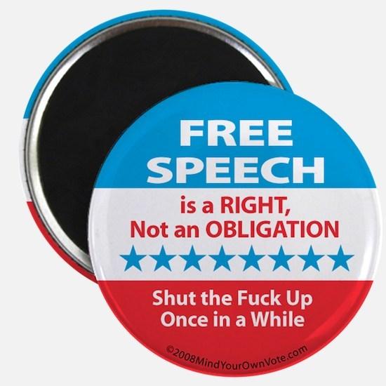 Free Speech (explicit) Magnet