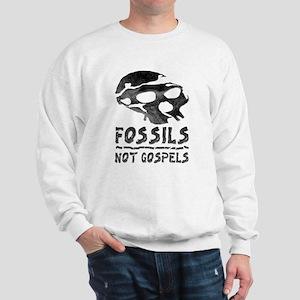 Fossils Not Gospels Heavy Sweatshirt