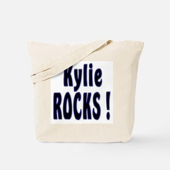 Kylie Rocks ! Tote Bag