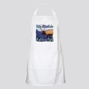 Rocky Mountain National Park BBQ Apron