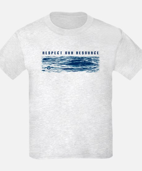 RESPECT OUR RESOURCE- T-Shirt