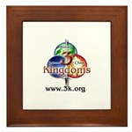 3Kingdoms Framed Tile