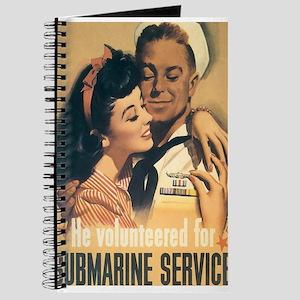 US Navy Submarine Journal