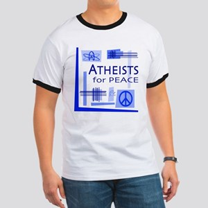 Atheists for Peace Ringer T