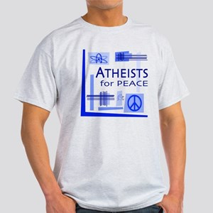 Atheists for Peace Light T-Shirt