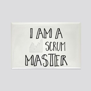 I Am A Scrum Master Magnets