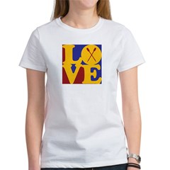 Canoeing Love Women's T-Shirt