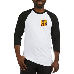 Canoeing Love Baseball Jersey
