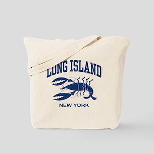 Long Island New York Tote Bag