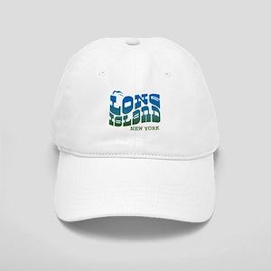 Long Island New York Cap