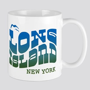 Long Island New York Mug Mugs