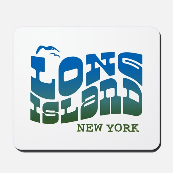 Long Island New York Mousepad