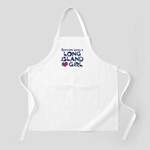 Long Island Girl BBQ Apron