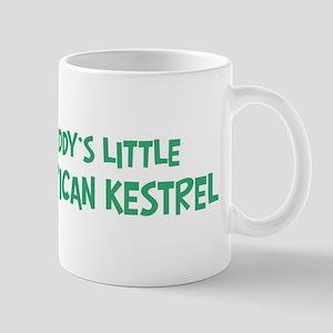 Daddys little American Kestre Mug