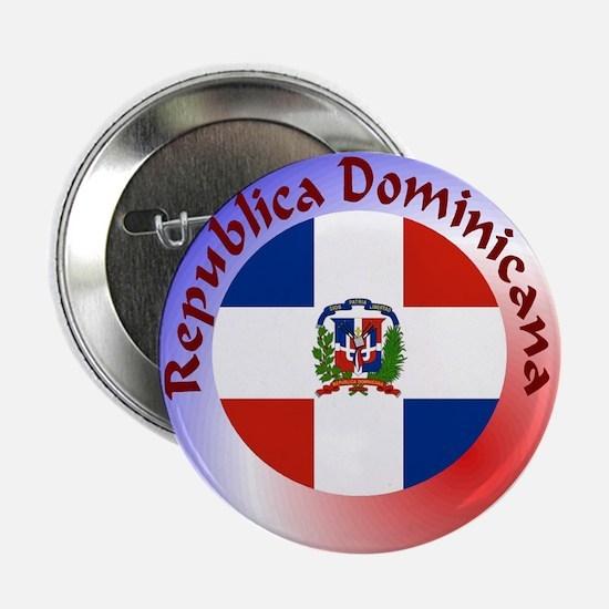 "Republica Dominicana 2.25"" Button (10 pack)"