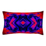 Fire Guardians Four Fractal Design Pillow Case