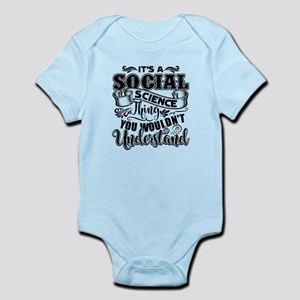 Social Science Body Suit