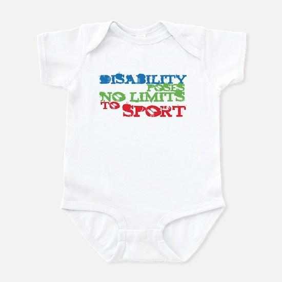 Special Olympics Infant Bodysuit