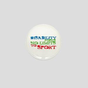 Special Olympics Mini Button