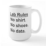Lab Rules Mugs