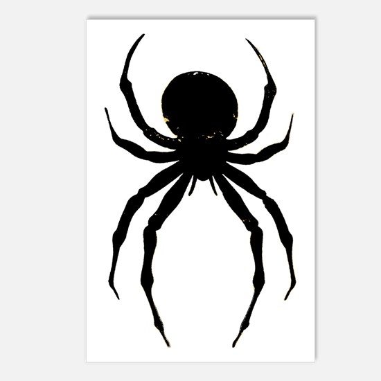 The Spider Postcards (Package of 8)