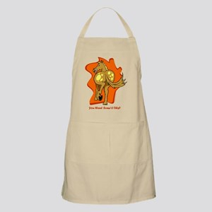 You Want Some of This? BBQ Apron