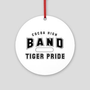 CHS Band Gym B Ornament (Round)