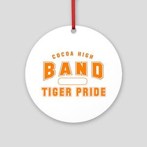CHS Band Gym O Ornament (Round)