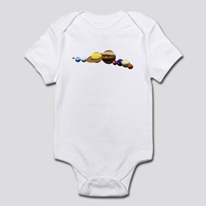 Solar System Infant Bodysuit