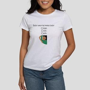 Baby Wearing 2 Women's T-Shirt
