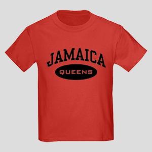 Jamaica Queens Kids Dark T-Shirt