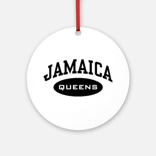 Jamaica Queens Ornament (Round)