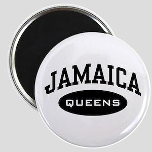 Jamaica Queens Magnet