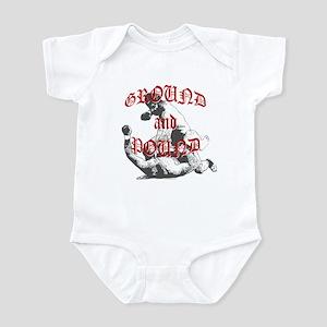 Ground And Pound Infant Bodysuit