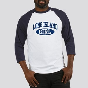 Long Island Girl Baseball Jersey