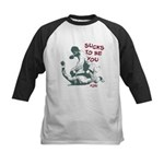 Sucks to be you - Ground and Kids Baseball Jersey