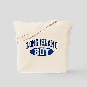 Long Island Boy Tote Bag