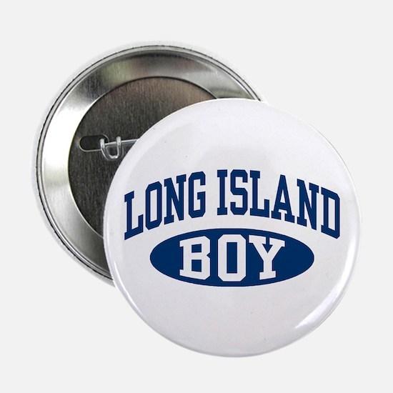 "Long Island Boy 2.25"" Button"